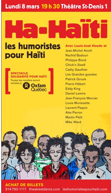 affiche Ha-Haïti